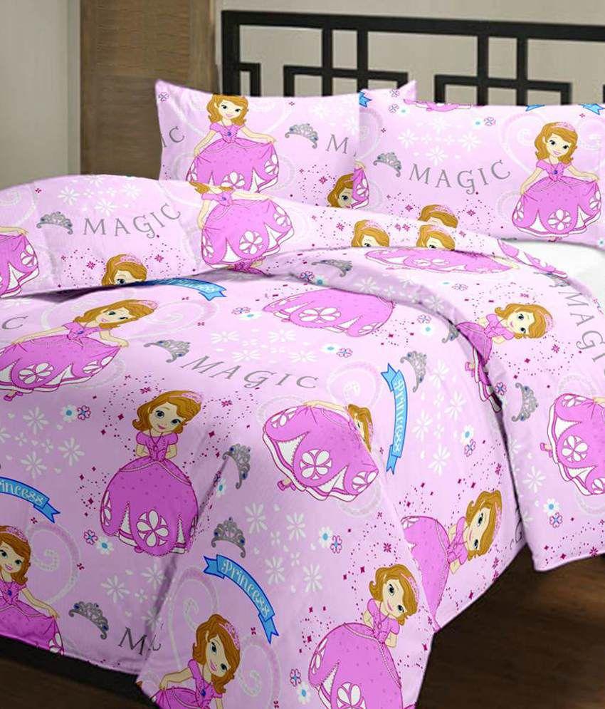 Renown Magic Princess Single Bed Poly Cotton AC Banket