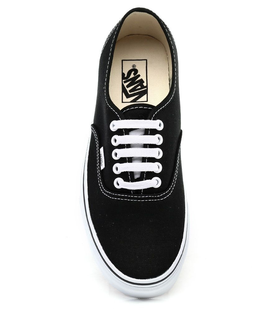 vans sneakers on snapdeal