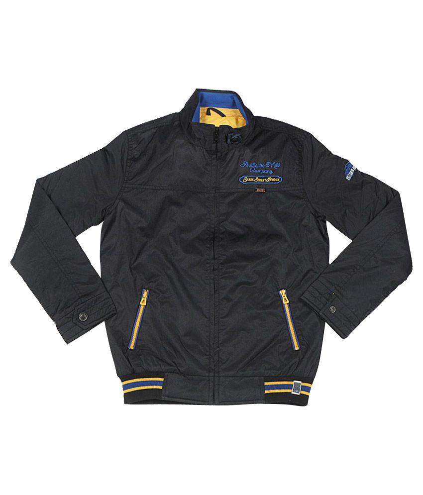 Monte Carlo Black Jacket