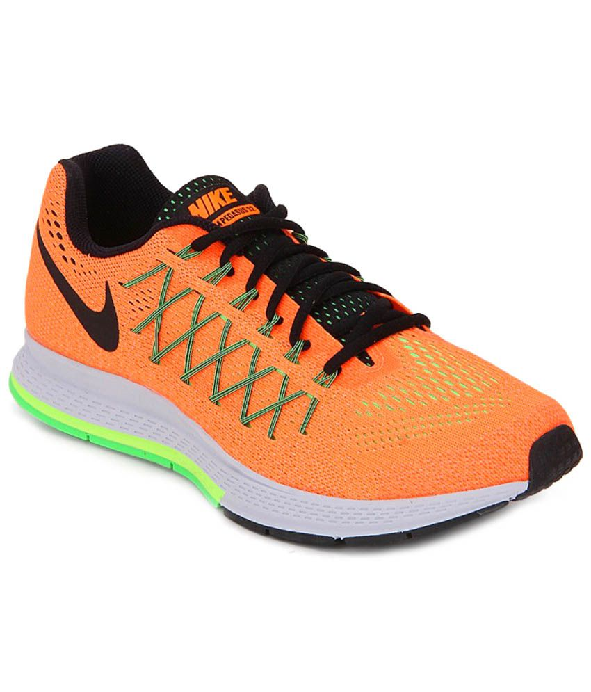 nike air zoom pegasus 32 orange sports shoes buy nike air zoom pegasus 32 orange sports shoes. Black Bedroom Furniture Sets. Home Design Ideas