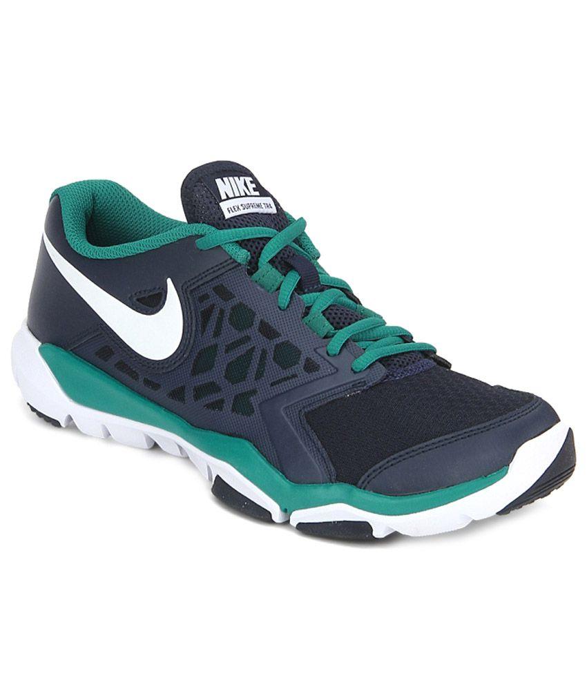 Nike Flex Supreeme Tr 4 Blue Sports Shoes