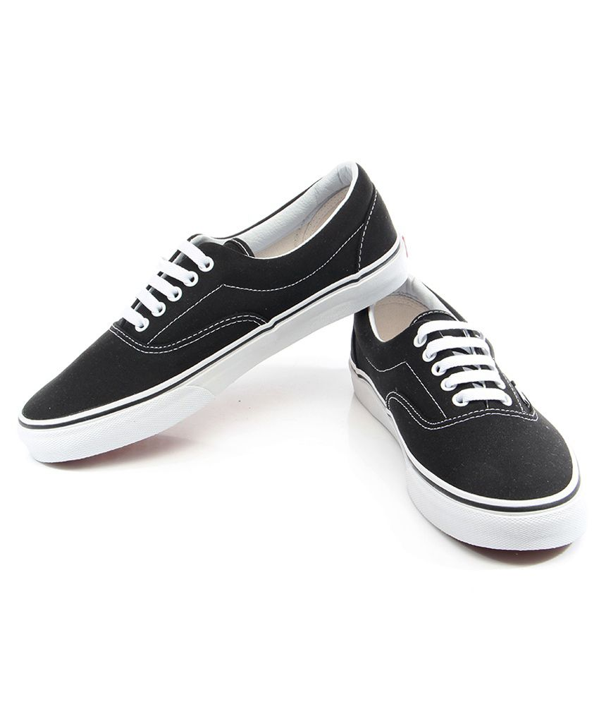 Vans Era Black Sneakers