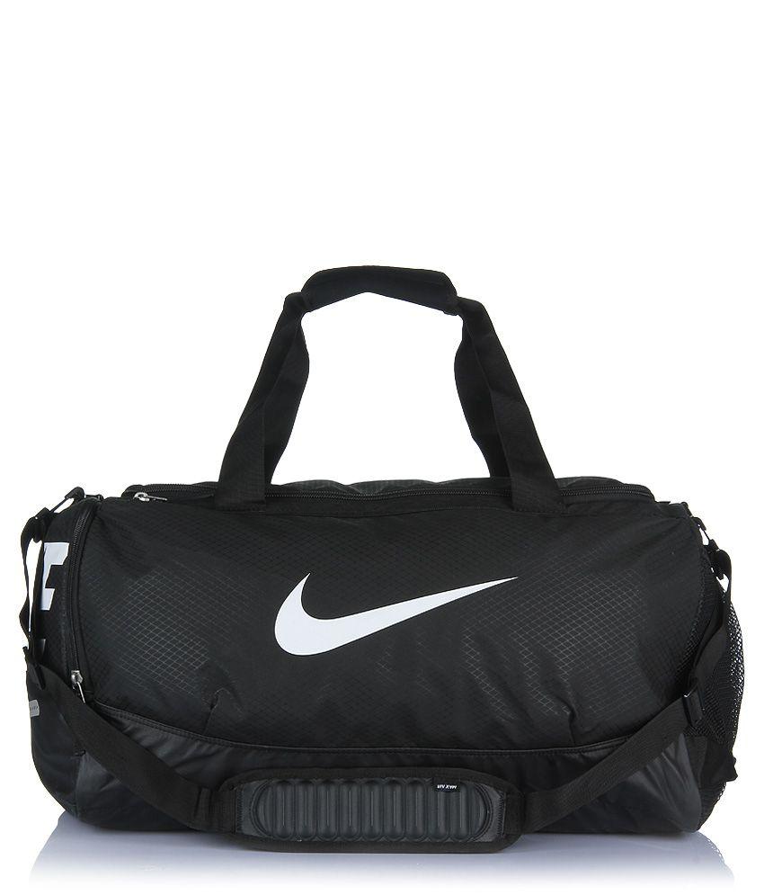 Gym Bag Nike Price: Buy Nike Black Gym Bag Online At Low