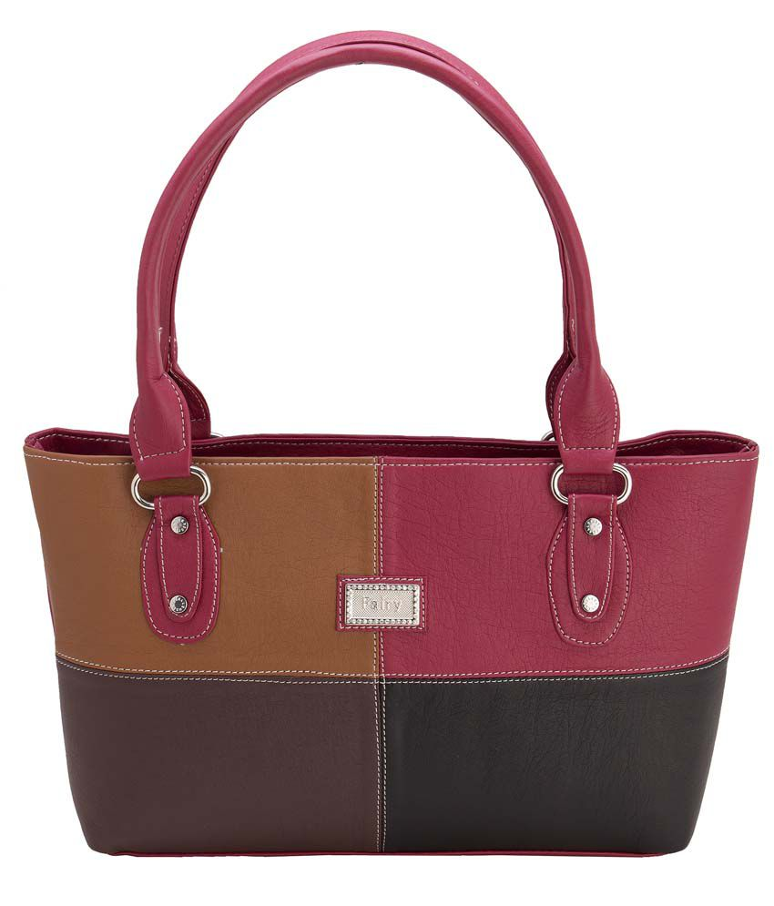 Bluesky Maroon Tote Bag
