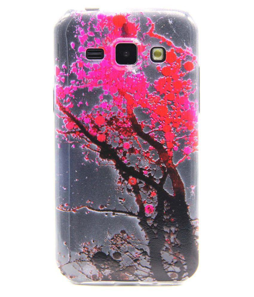 quality design c35ae 0a0cd F2S Back Cover for Samsung Galaxy J1 / J1 4G - Multicolour
