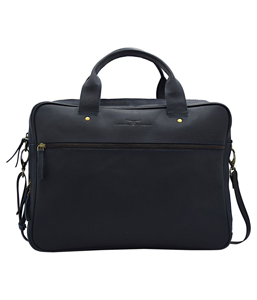Urban Forest Dark Blue Joey Laptop Bag