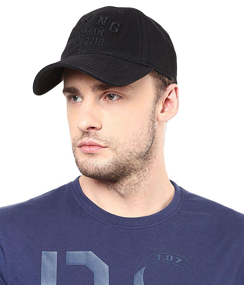 Being Human Black Cap - Buy Online   Rs.  0109b2a1c16