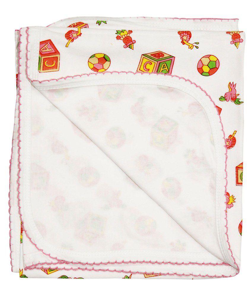 Wonderkids Ball Print Baby Wrapper