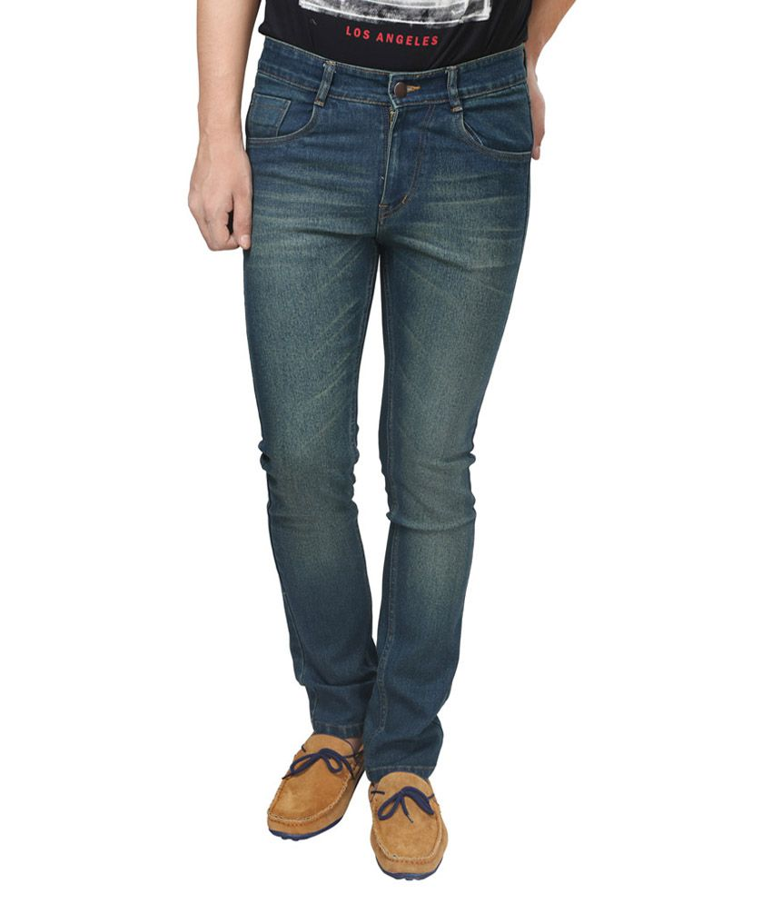 Tcg Green Regular Fit Jeans