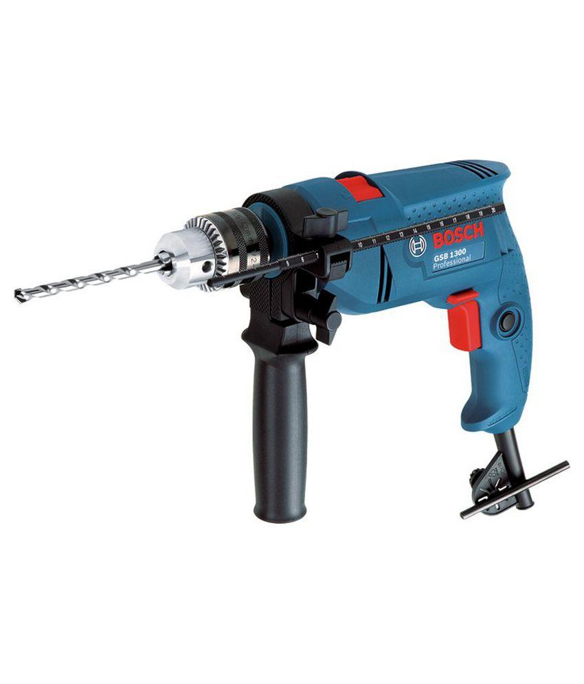 bosch gsb 13 re blue drill machine buy bosch gsb 13 re blue drill machine online at low price. Black Bedroom Furniture Sets. Home Design Ideas