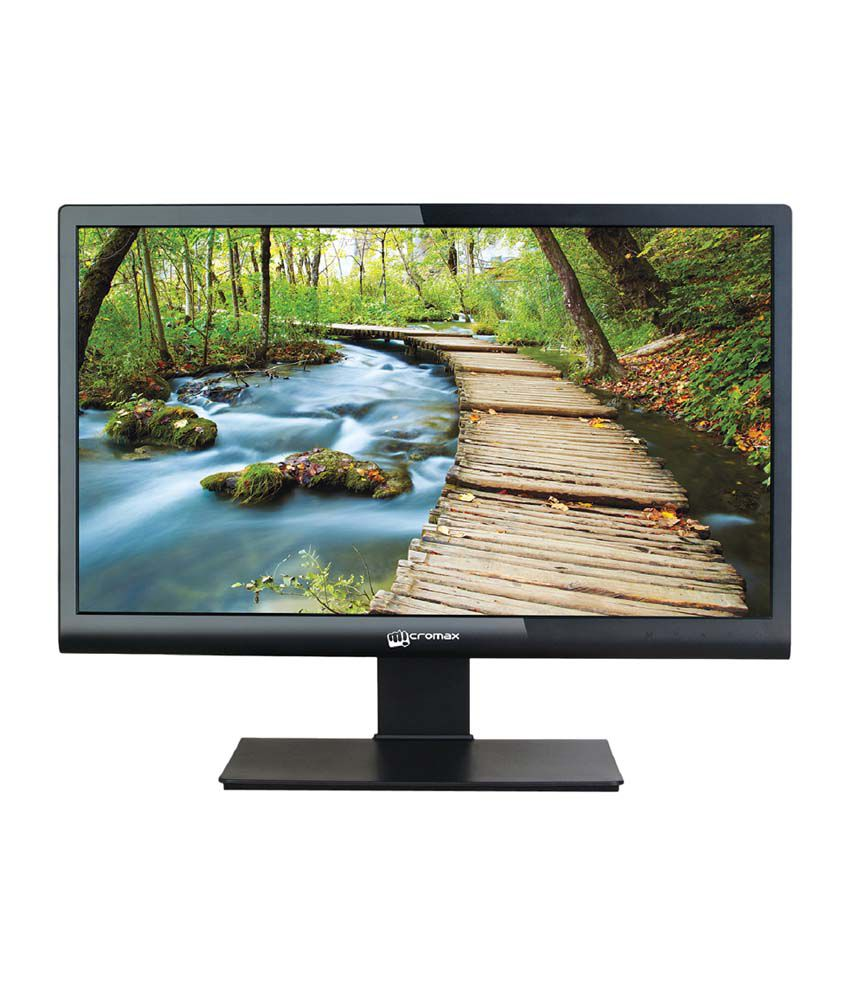 Micromax 54.61 cm (21.5) MM215FH76 Monitor (3 years Warranty)