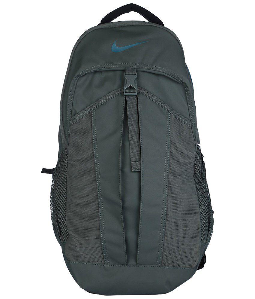 51e413b0c7ee ... Nike Gray Black Ultimatum Max Air Gear Backpack for Men .