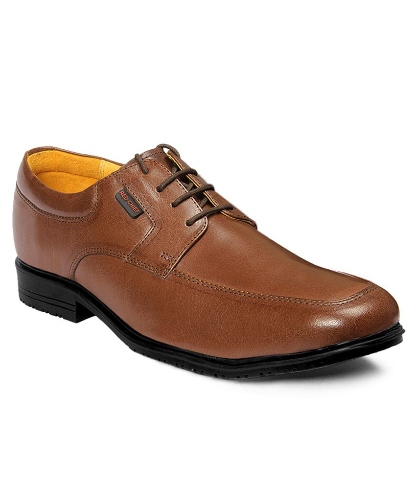 Red Chief Brown Formal Shoes Price In India- Buy Red Chief Brown Formal Shoes Online At Snapdeal
