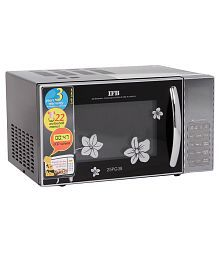 IFB 25 LTR 25PG3B Grill Microwave Oven Black