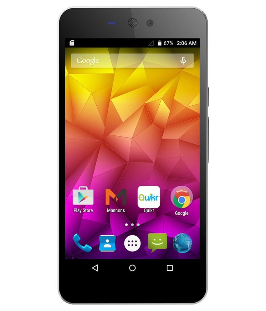 Micromax Canvas Lens 8GB Black