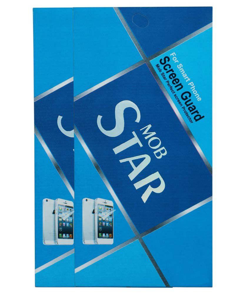 Intex Aqua Y2 Matte Screen Guard by Mob Star