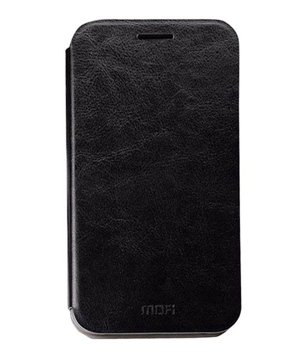 Mofi Flip Covers For Lenovo K3 Note - Black