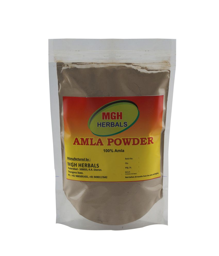 how to use amla powder for hair