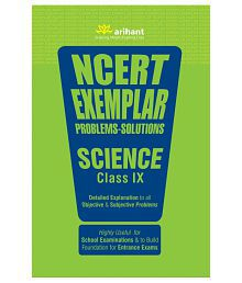 NCERT Exemplar Problems-Solutions SCIENCE class 9th Paperback (English) 1st Edition