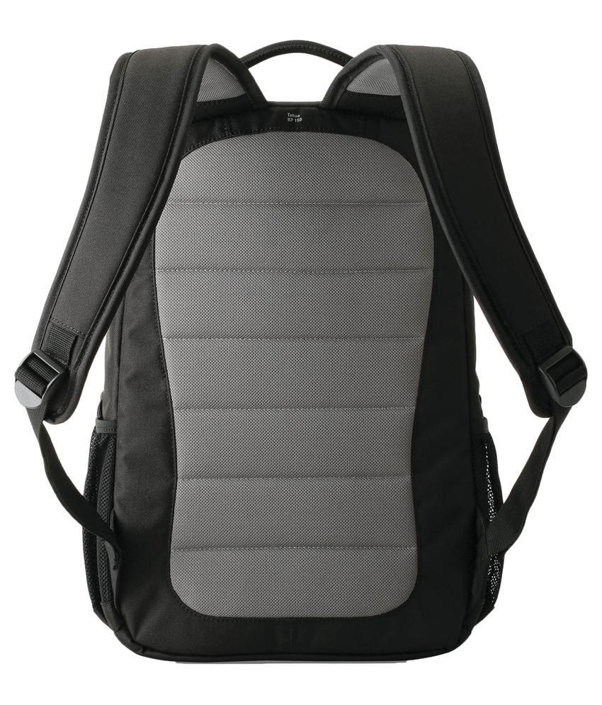 405ca7fab0c Lowepro Tahoe BP 150 Camera Bag- Black Price in India- Buy Lowepro ...