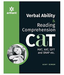 Mastering the Verbal Ability for CAT COMMON ADMISSION TEST Paperback (English) 2nd Edition