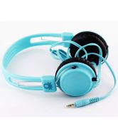 United Colors of Benetton On Ear Wired Without Mic Headphones/Earphones