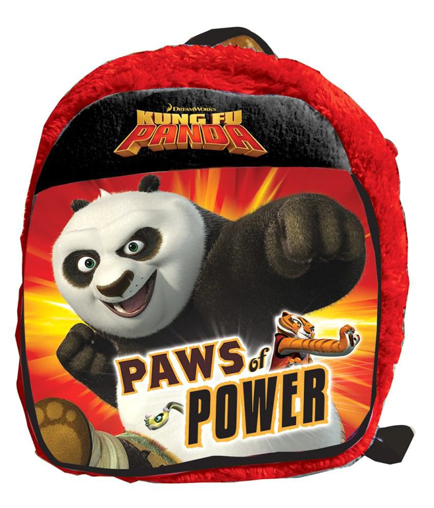 Dreamworks Red Soft Bag