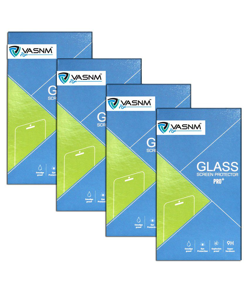 Samsung Galaxy Core I8260 Tempered Glass Screen Guard by Vasnm