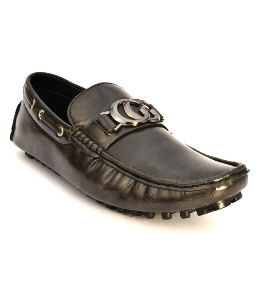 Zoot24 Gray Loafers