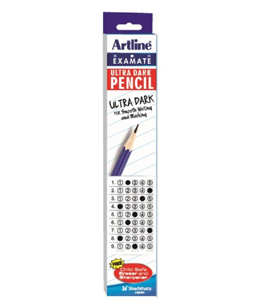 Art Line Questions : Artline examate ultra dark pencil pack of buy online