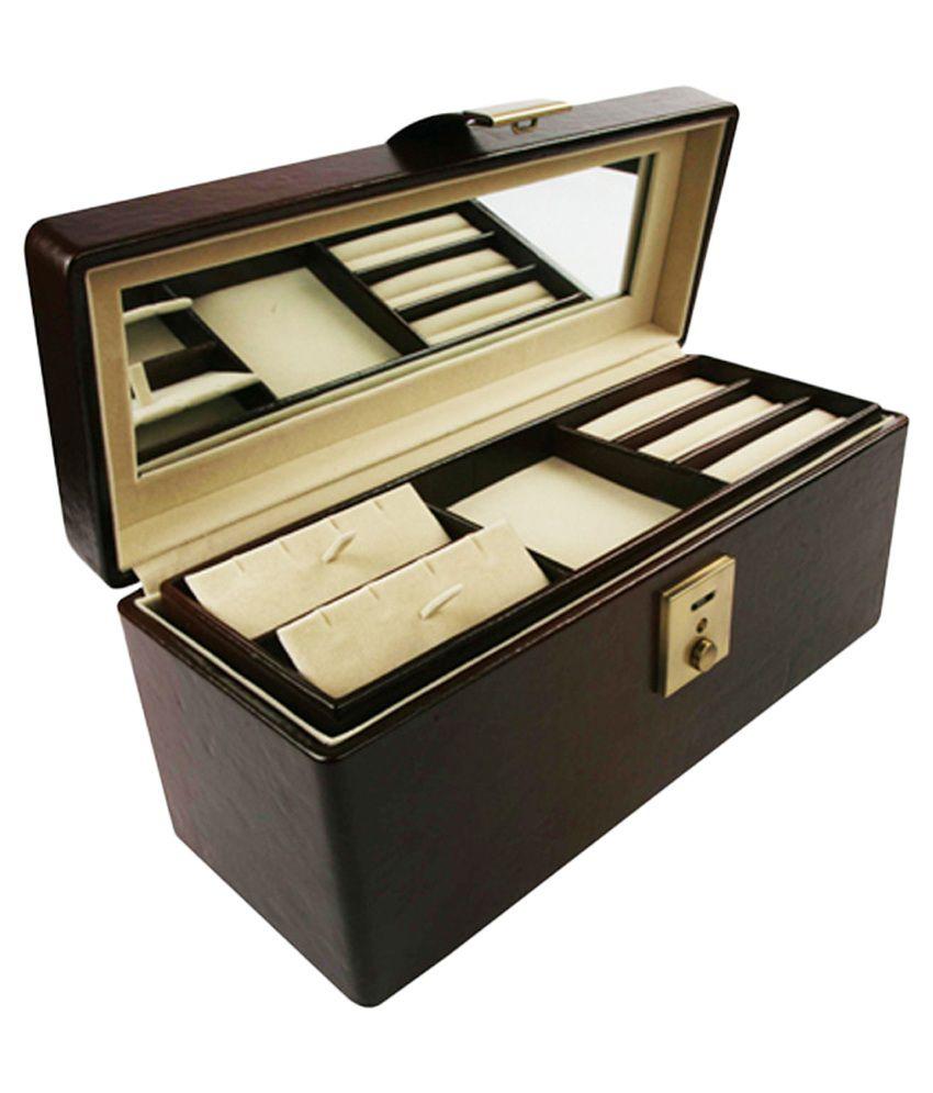 Cherrylite Wooden Jewellery Box