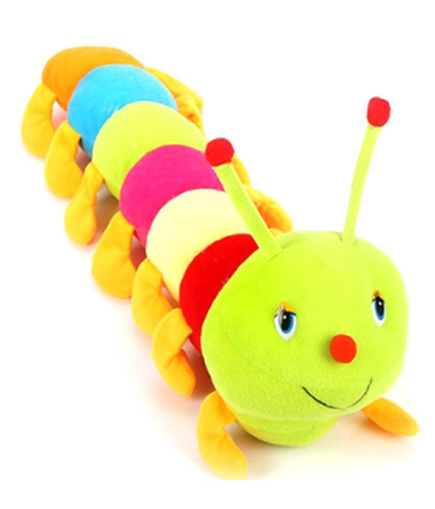 Kashish Toys Caterpiller Soft Toy - 55 Cm
