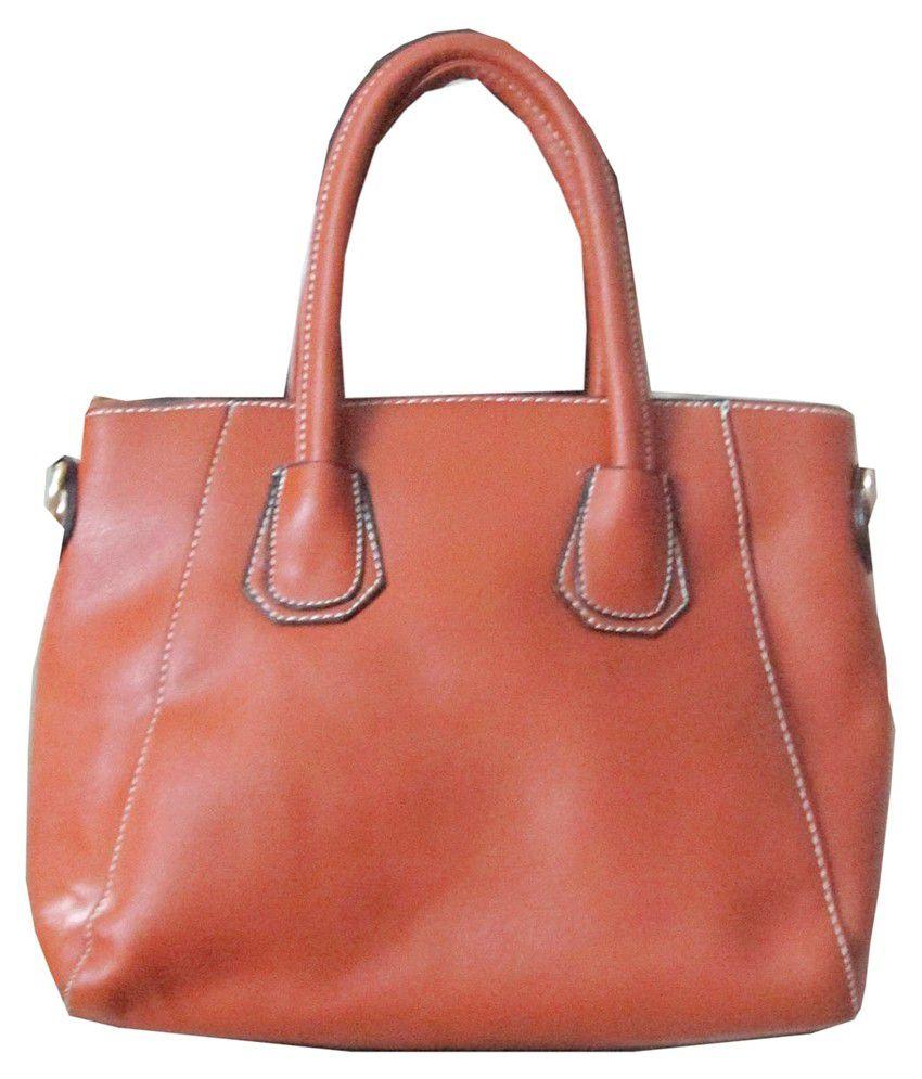 Acme Tan Shoulder Bag
