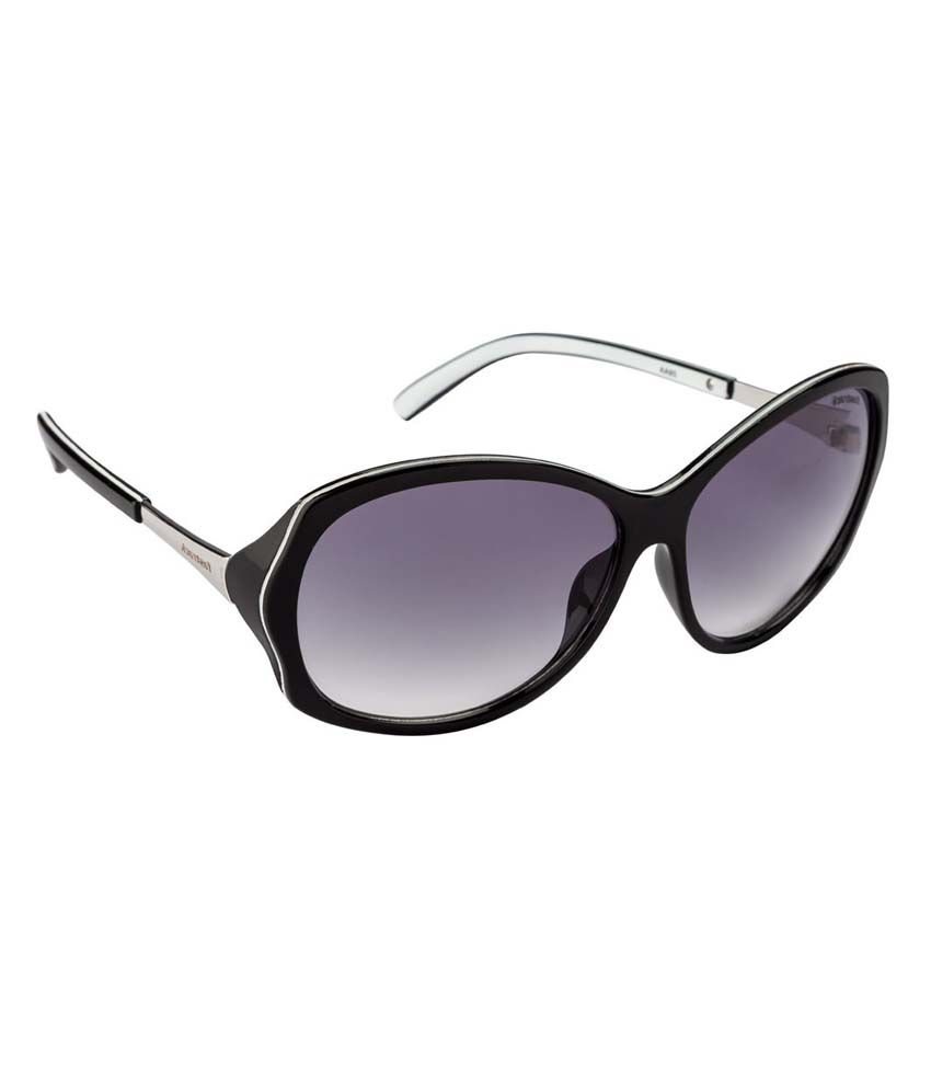 9b2eb780b20 Fastrack P249-BK1F Gray Cat Eye Sunglass For Women - Buy Fastrack ...