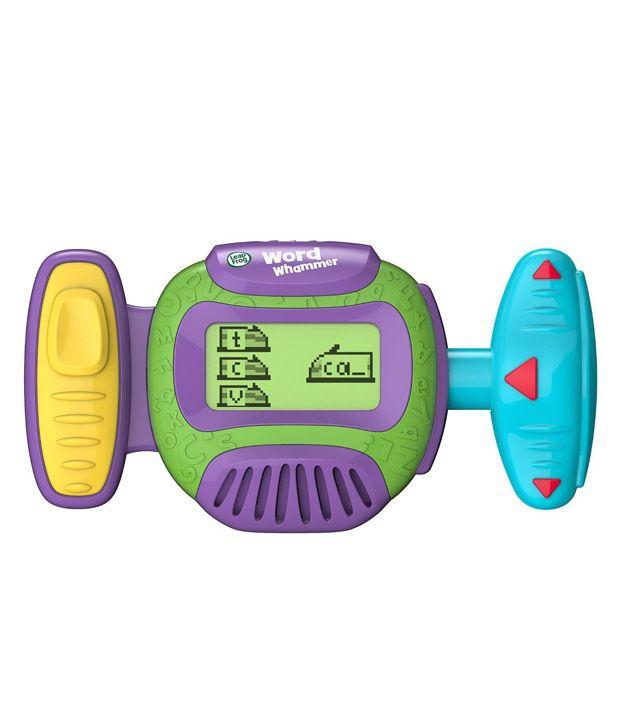 LeapFrog Word Whammer kids educational toy for boys/girls ...