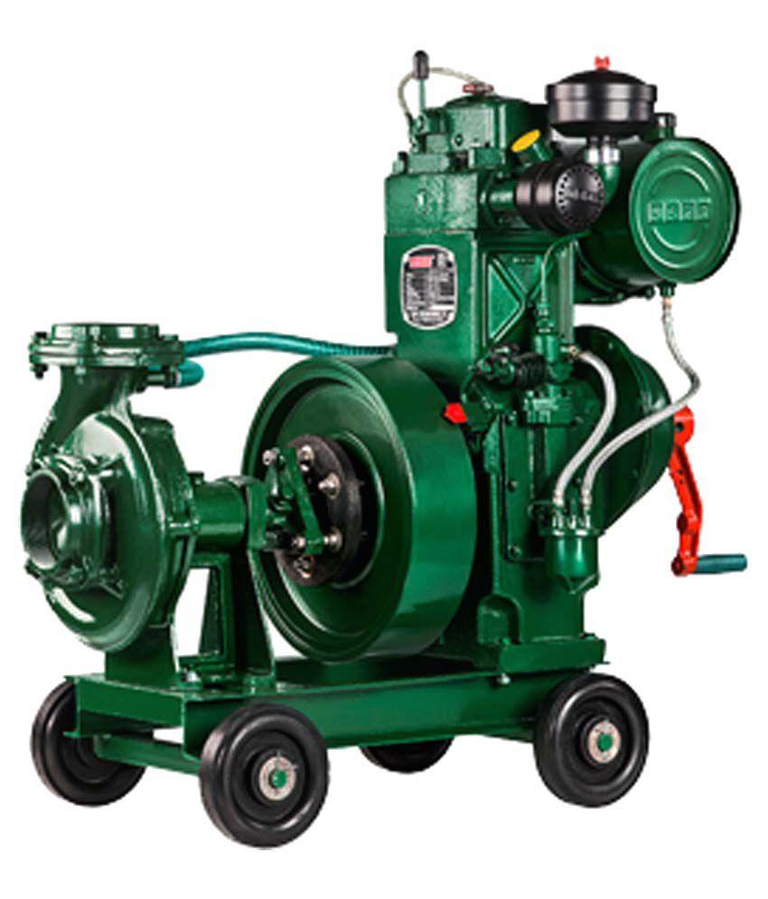 Buy Usha 5 Hp Water Cooled Diesel Engine Pumpset Online At