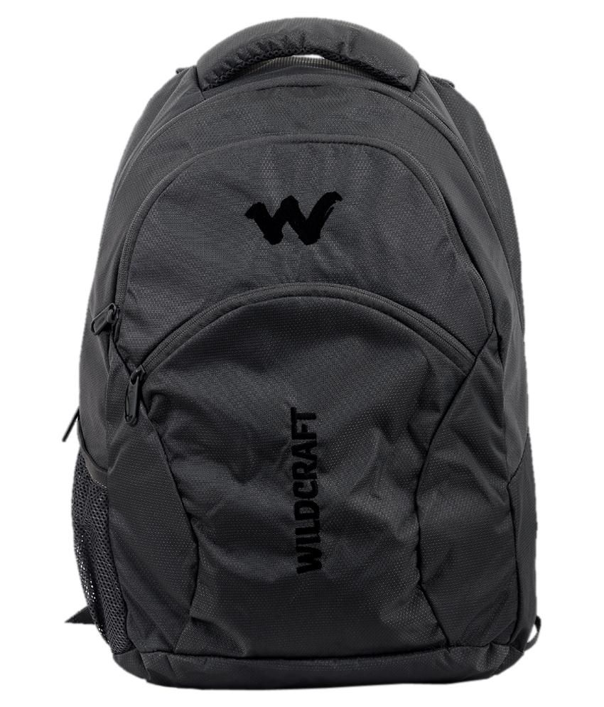 6802e7d3d28c1 Wildcraft Ace_2 Grey Laptop Backpack - Buy Wildcraft Ace_2 Grey Laptop  Backpack Online at Low Price - Snapdeal