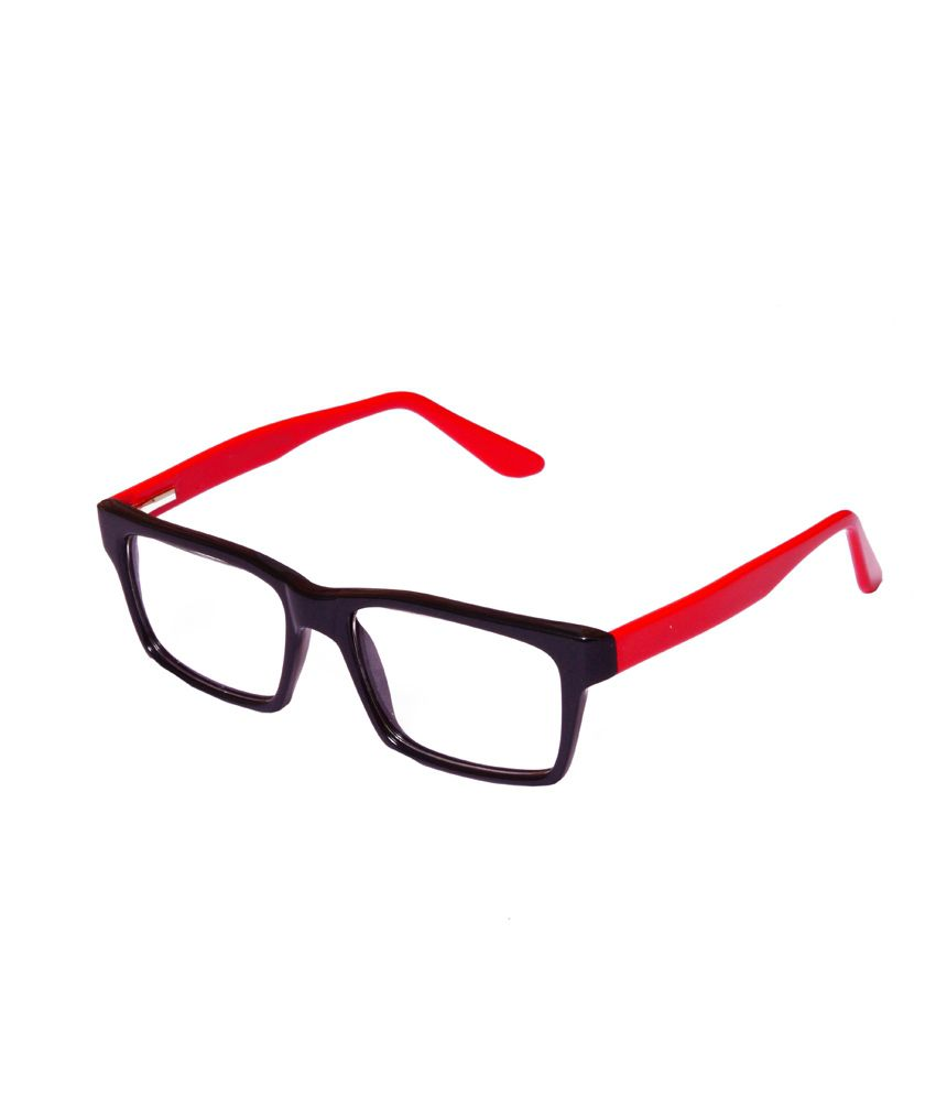 4119a49502 Arcade Fashions Red Sided Full-Rim Eyeglasses - Buy Arcade Fashions Red  Sided Full-Rim Eyeglasses Online at Low Price - Snapdeal
