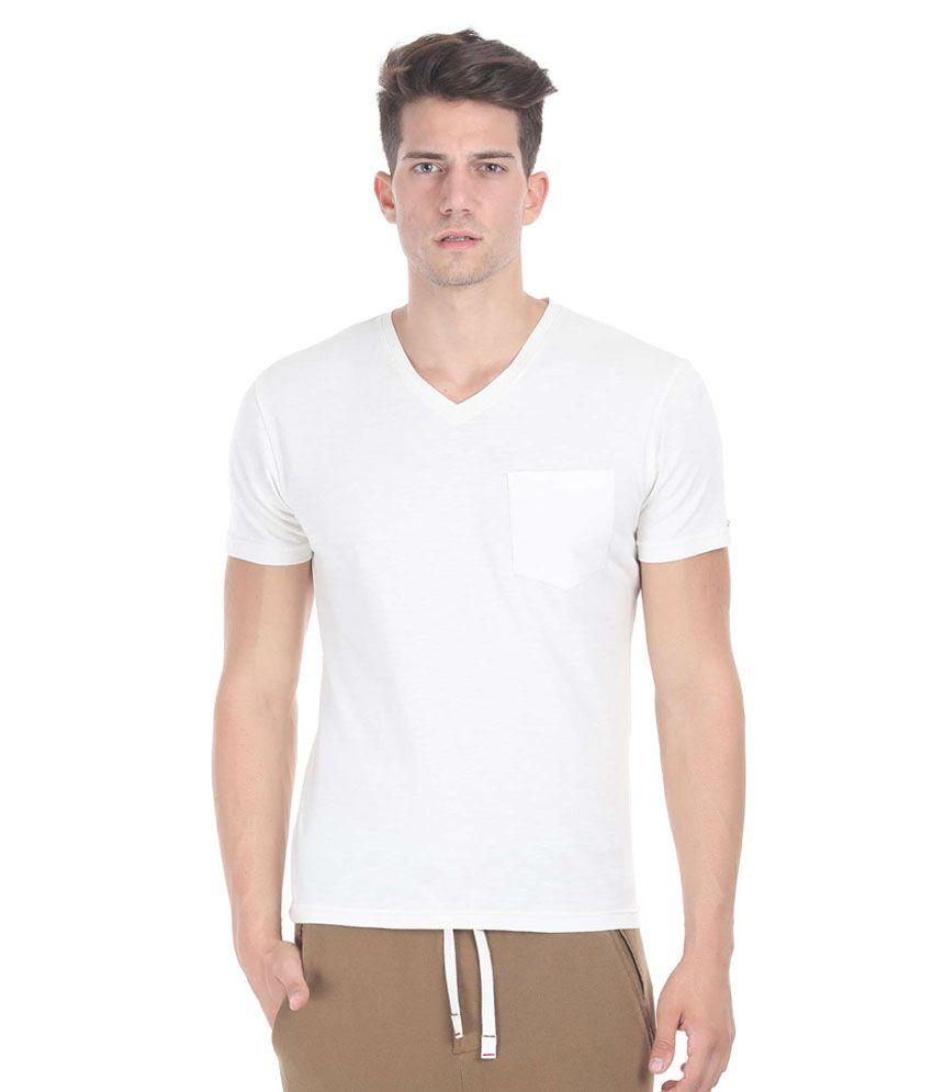 Zobello Beige Cotton T-Shirt