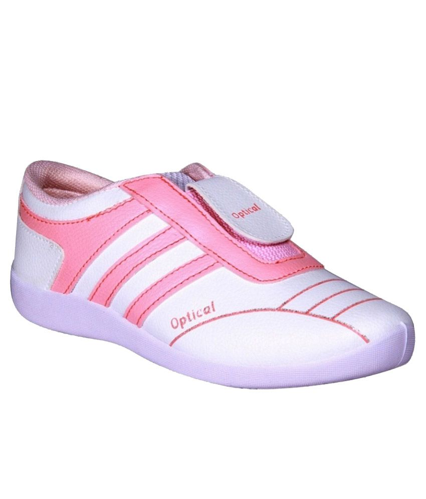 JSK Pink Sports Shoes