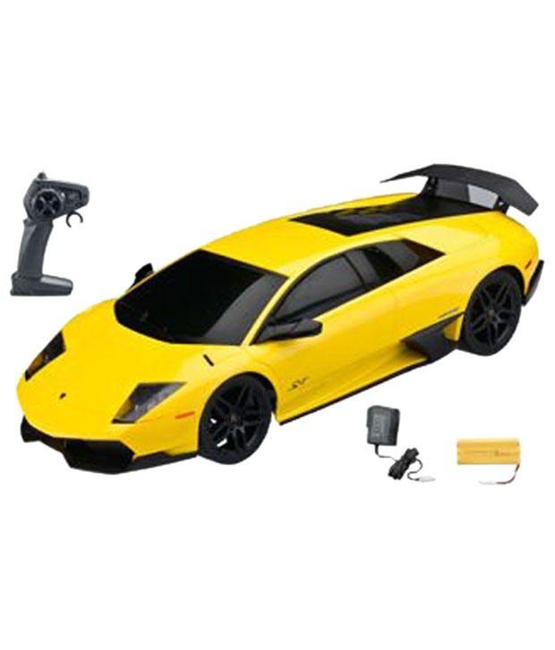 Maisto Yellow Amp Black Lamborghini Aventador Lp700 4 Radio