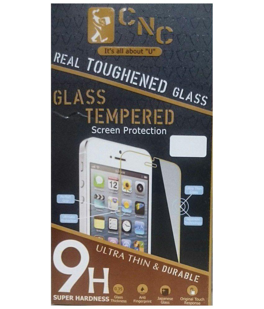 Intex AQUA STAR Tempered Glass  Screen Guard by CNC