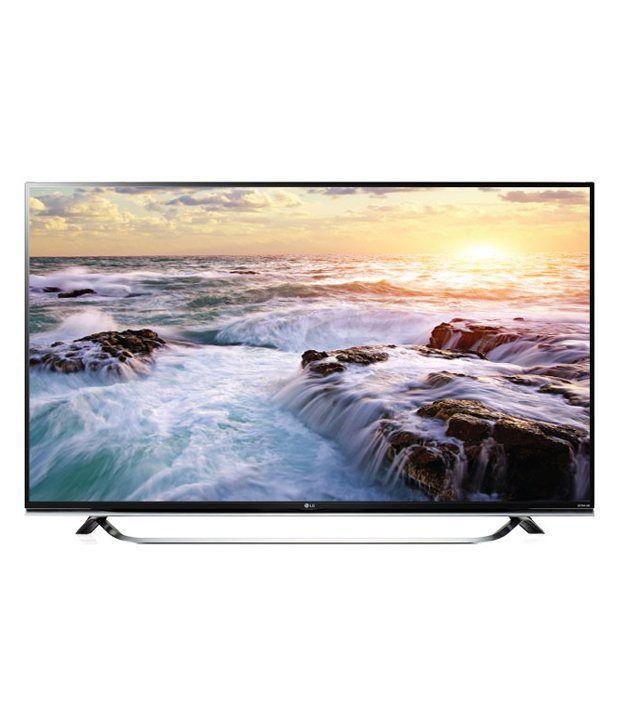 LG 55UF850T 139.7 cm (55) Smart Ultra HD LED Television