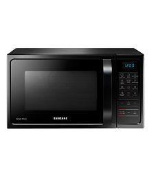 Samsung 28 LTR MC28H5023AK/TL Convection Microwave Oven Black