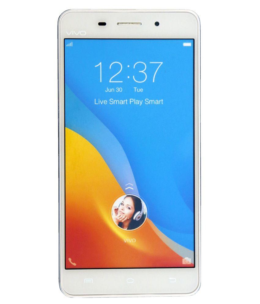 Vivo ( 16GB , 2 GB ) White