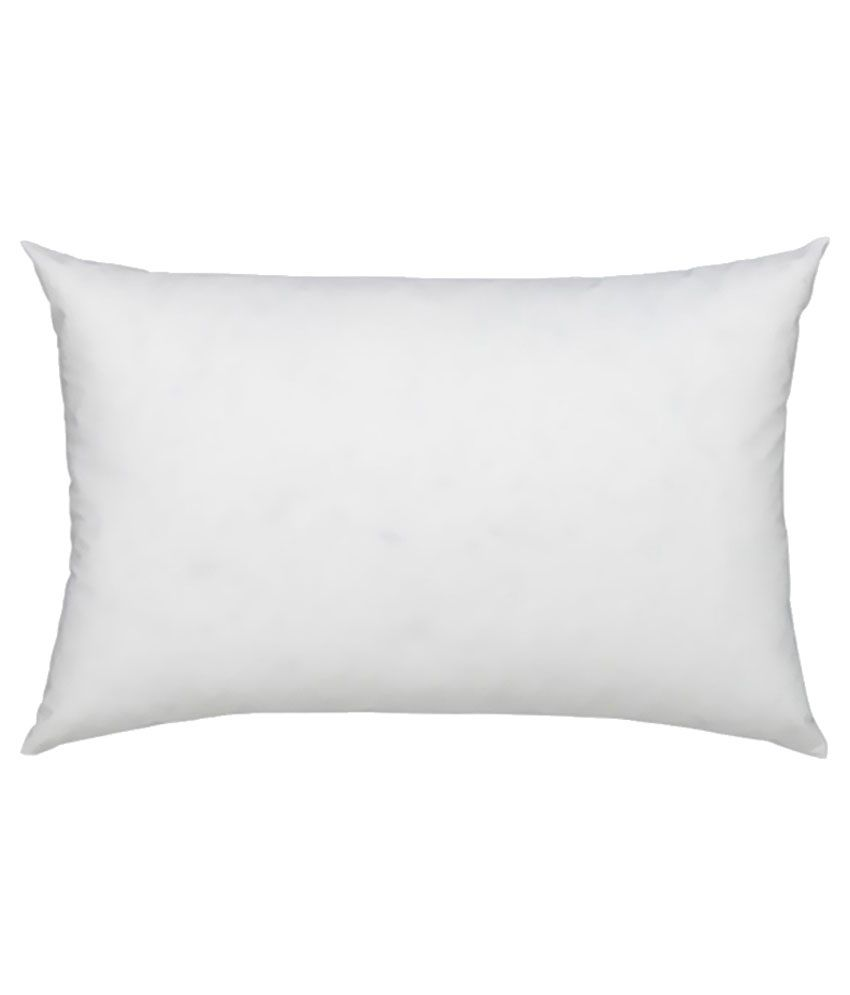 Large White Throw Pillow : SKPI - MouldWell PU Foam Pillow Small White - Buy SKPI - MouldWell PU Foam Pillow Small White ...