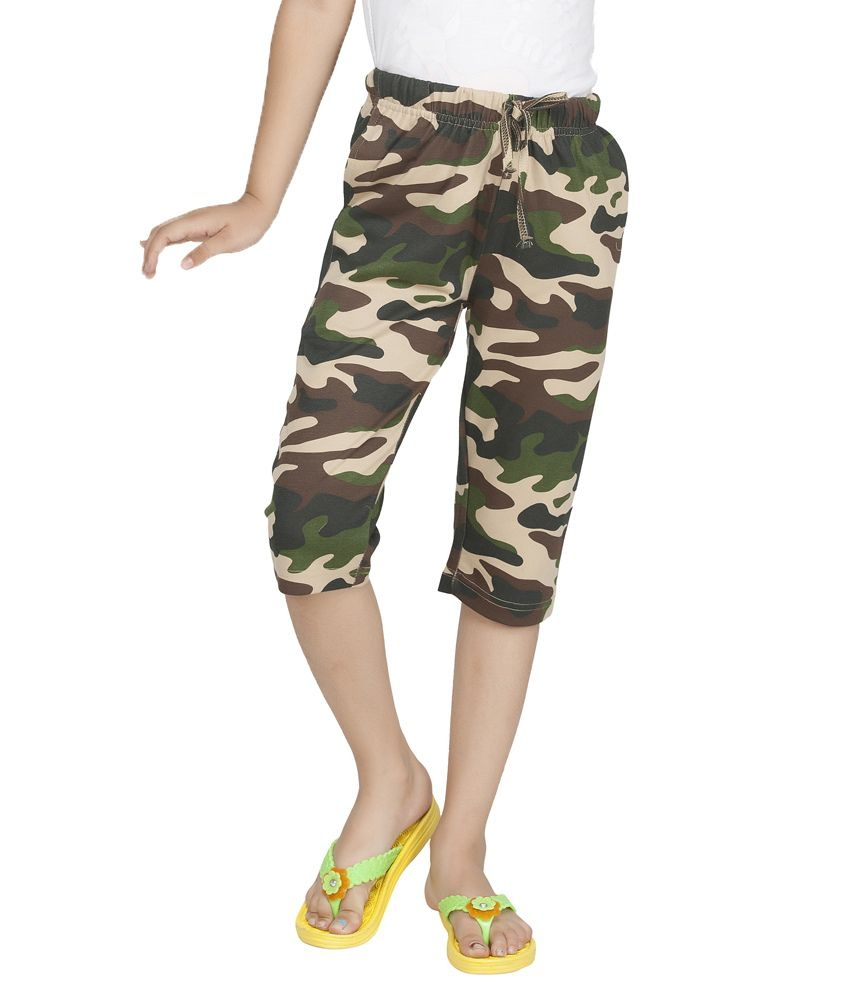 Clifton Multicolor Capris
