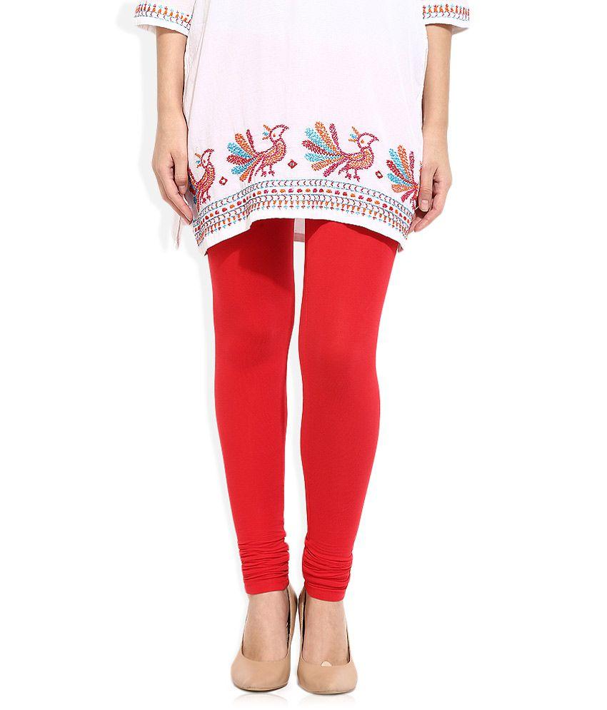 62e6d4db5 Diya Red Leggings Price in India - Buy Diya Red Leggings Online at Snapdeal