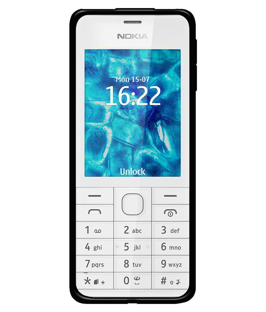 sale retailer 3f4d6 40429 Amzer Back Cover For Nokia 515 Dual Sim-Black