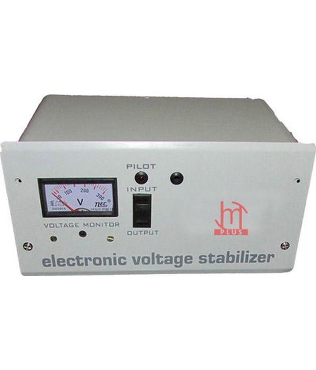 Jmt Plus 4KVA Voltage Stabilizer (Made in India)